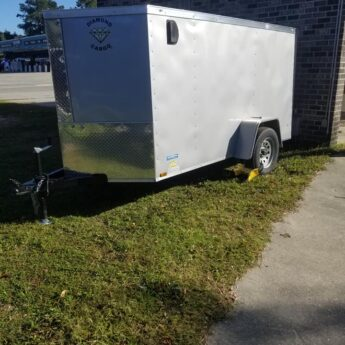 5x10 cargo trailer for sale