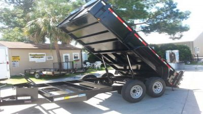 Hydraulic Dump Trailers for sale