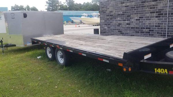 Equipment trailer 2018 for sale