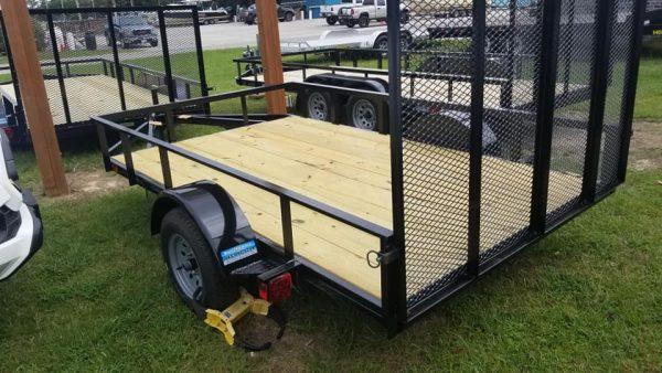 6x10 hd landscape trailer for sale