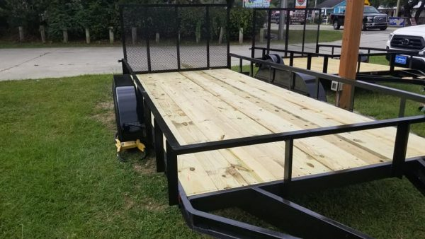 7x16 ta hd landscape trailer for sale